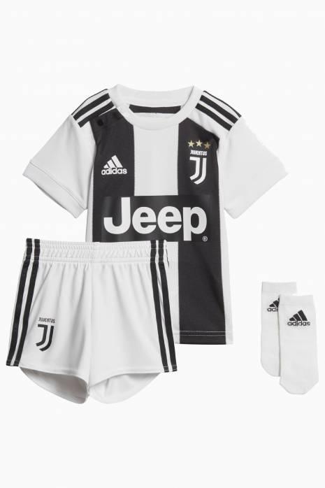 Futbalová súprava adidas Juventus FC 18/19 Domáci Baby