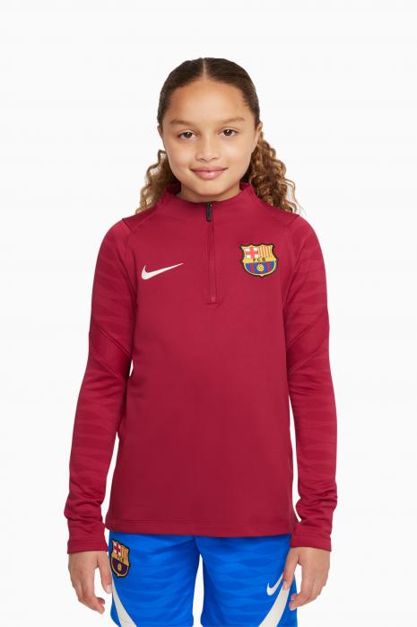 Bluza Nike FC Barcelona Dry Strike Dril Top Junior