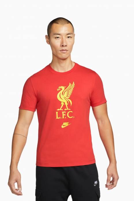 Koszulka Nike Liverpool FC 21/22 Future Crest Tee