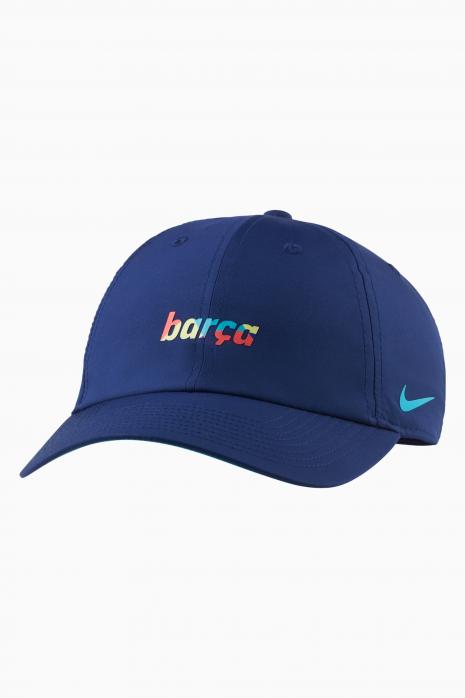 Șapcă Nike FC Barcelona Dry H86 Junior