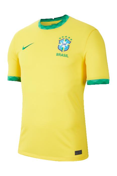 Tricou Nike CBF Brazil Breathe Stadium 2020/21 Home