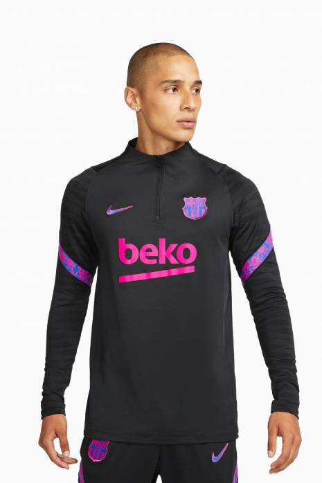 Mikina Nike FC Barcelona 21/22 Dry Strike Dril Top