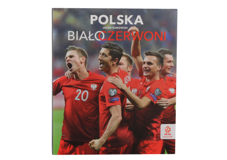 Książka - Polska. Biało-Czerwoni