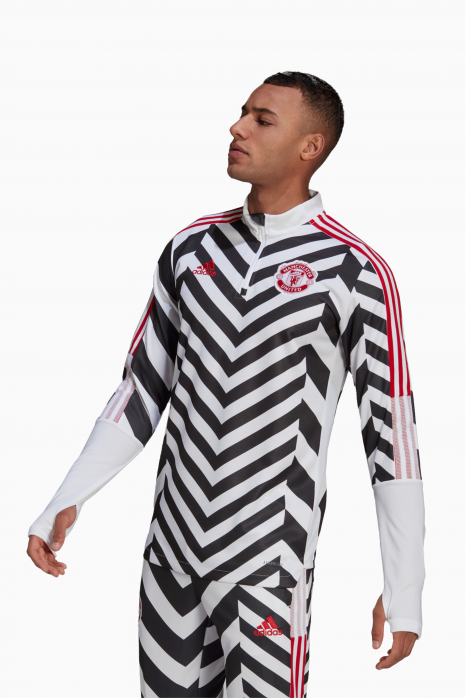 Mikina adidas Manchester United Graphic Track Top