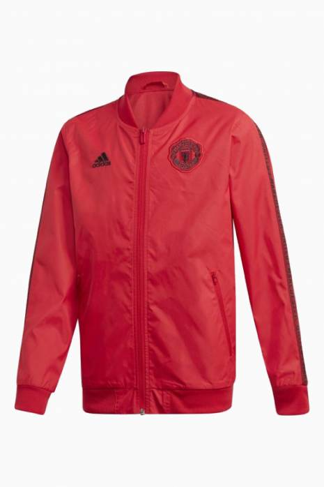 Bunda adidas Manchester United 19/20 Anthem Junior