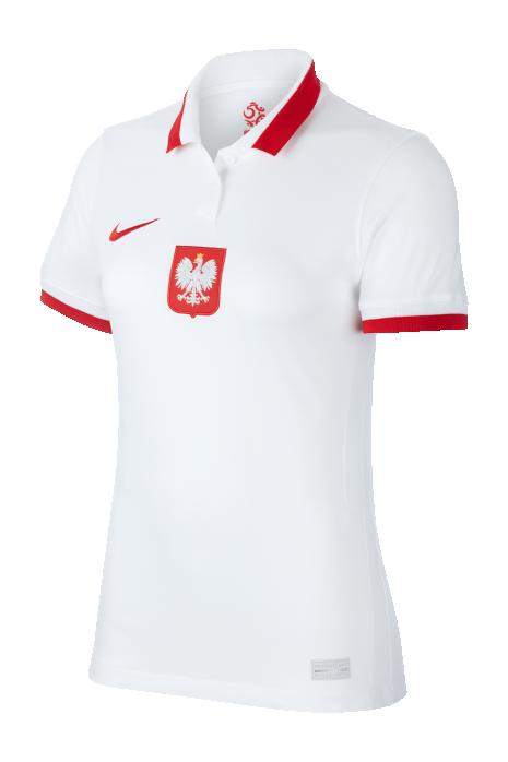 Tričko Nike Poľsko Breathe Stadium 2020 Domáci dámské