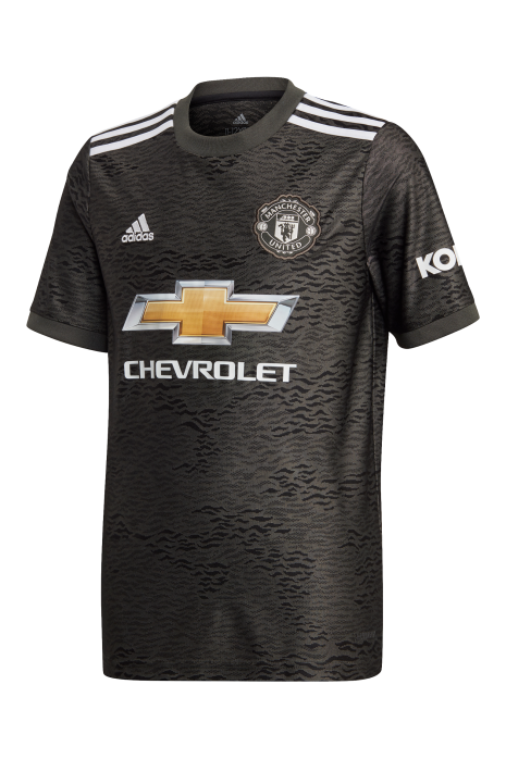 Koszulka adidas Manchester United 20/21 Wyjazdowa Junior