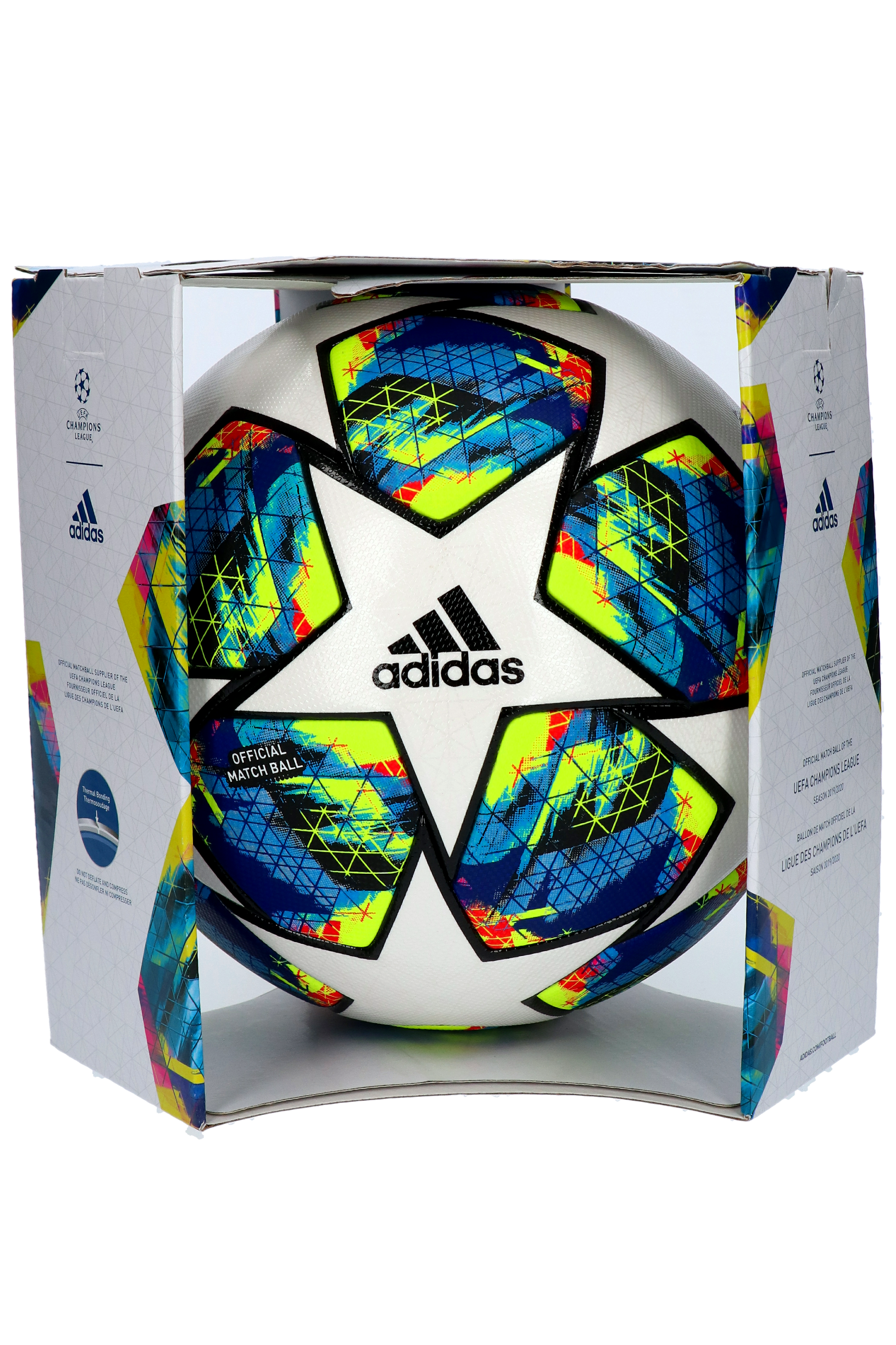 Ball adidas Finale 19 OMB size 5 | R-GOL.com - Football boots ...