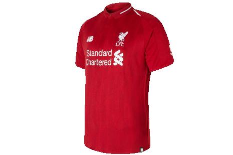 T-Shirt New Balance Liverpool FC 2018/19 Home MT830000RDP