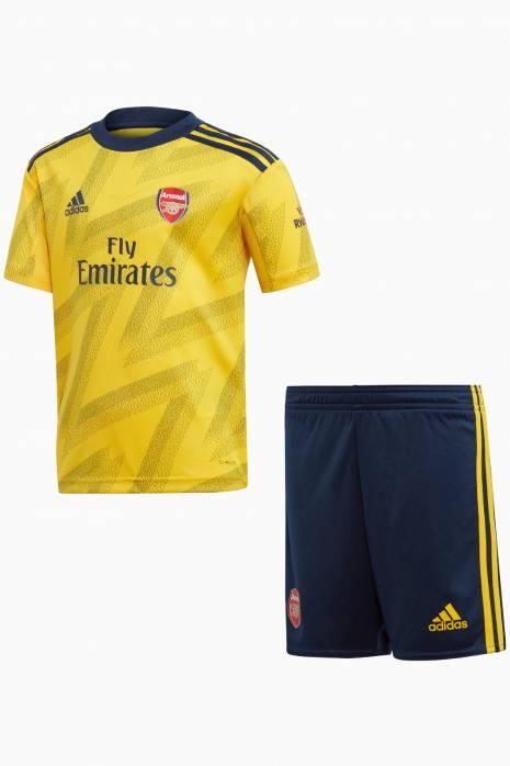 Komplet adidas Arsenal Londyn 19/20 Wyjazdowy Mini