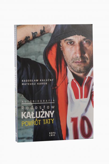 Książka Radosław Kałużny. Powrót taty. Autobiografia