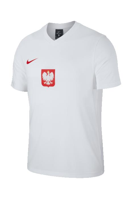 Koszulka Nike Polska Breathe Football Top Domowa 2020
