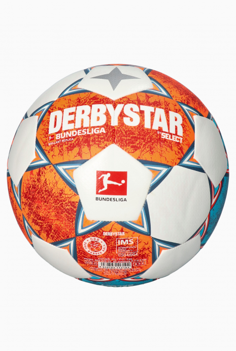 Piłka Select Derbystar Bundesliga Brillant Replica 21 rozmiar 4