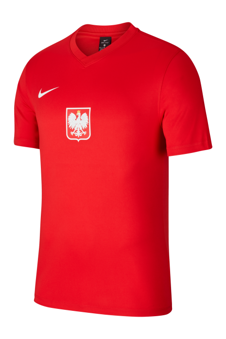 Koszulka Nike Polska Breathe Football Top Wyjazdowa 2020