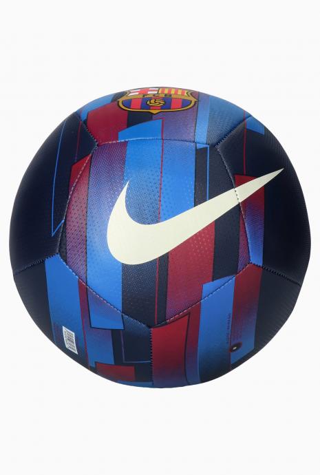 Lopta Nike FC Barcelona Pitch veľkosť 4