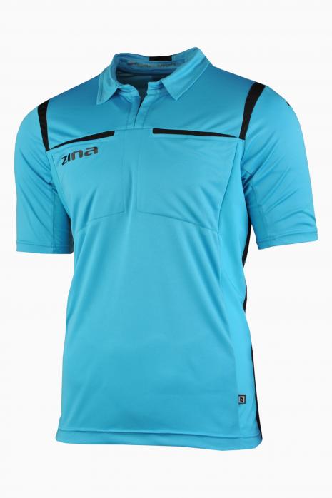 Koszulka Zina Siena Turquoise Blue SS