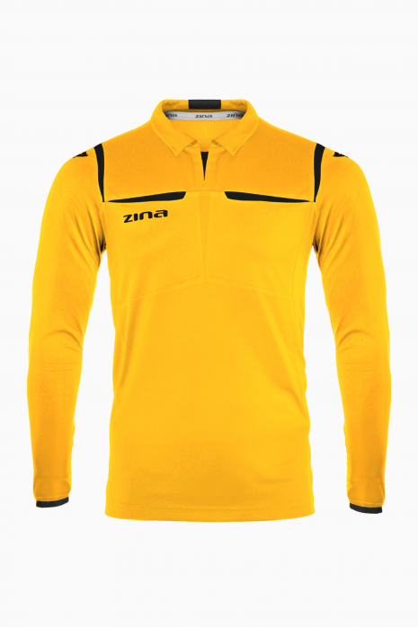 Tričko  Zina Siena Yellow LS