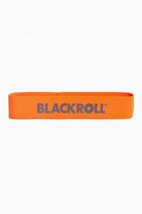 Odporová páska Blackroll Loop Band Orange