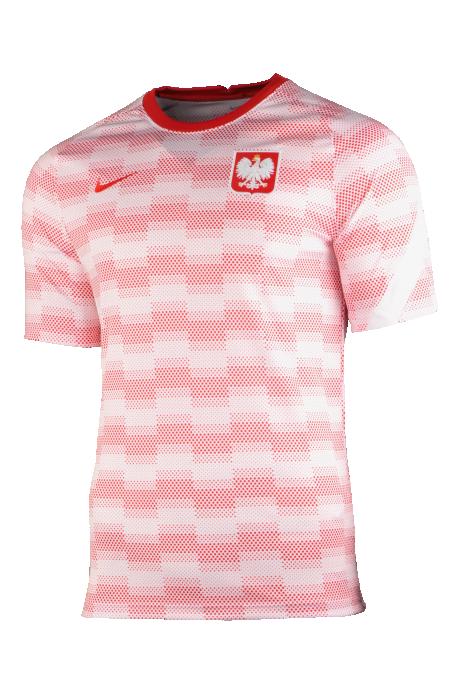 Koszulka Nike Polska Breathe Football Top