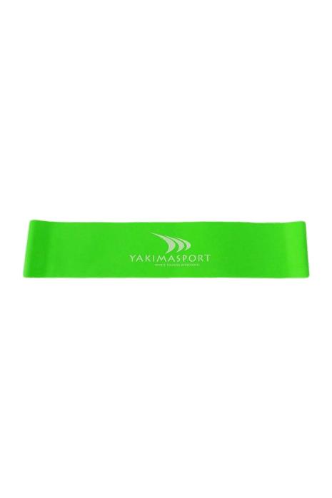 Posilovací guma Yakimasport zelená