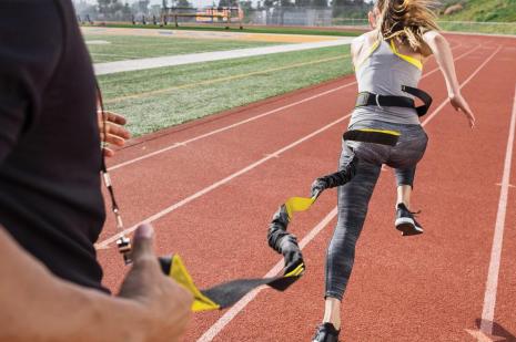 Pomůcka pro trénink rychlosti SKLZ