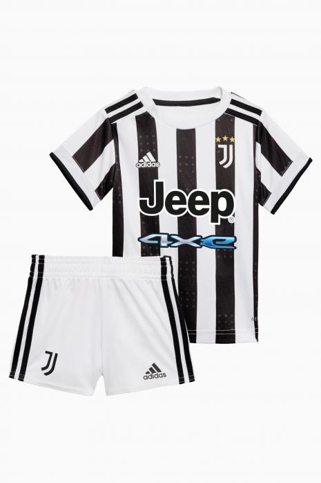 Komplet adidas Juventus 2021/22 Domowy Baby