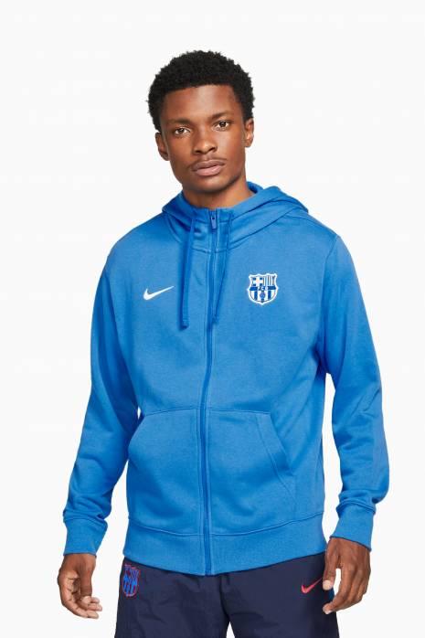 Bluza Nike FC Barcelona NSW Club Hoodie FZ