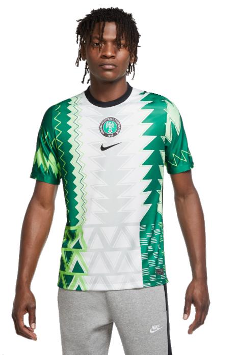 Tričko Nike Nigéria Breathe Stadium 2020 Domáci