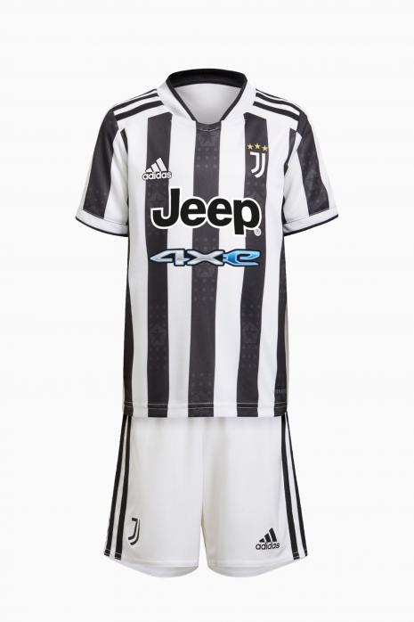 Komplet adidas Juventus FC 21/22 Domáci Mini