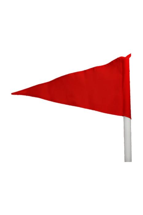 Rohový praporek Select červený
