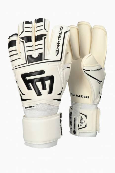 Rukavice Football Masters Symbio White Protection RF