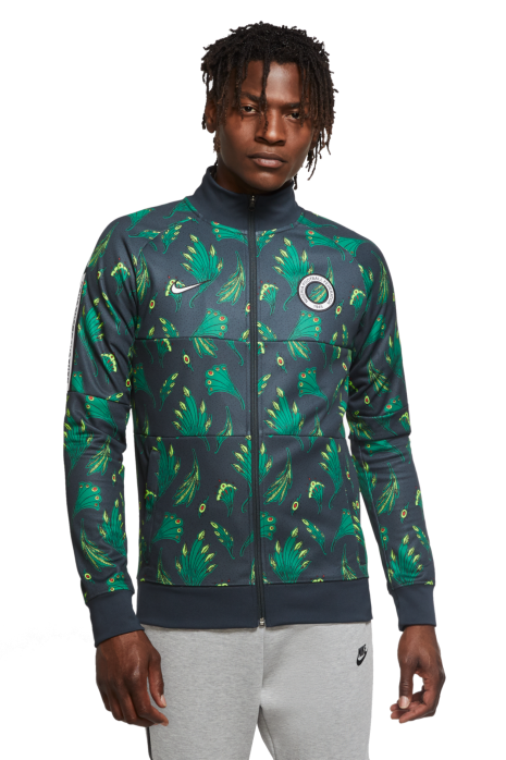 Mikina Nike Nigéria Anthem Track