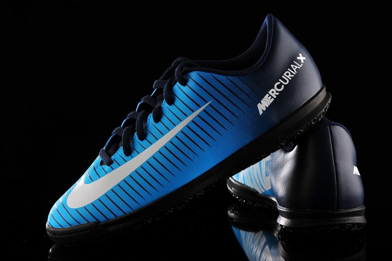 R Basura negar  Nike MercurialX Vortex III IC Junior 831953-404 | R-GOL.com - Football  boots & equipment
