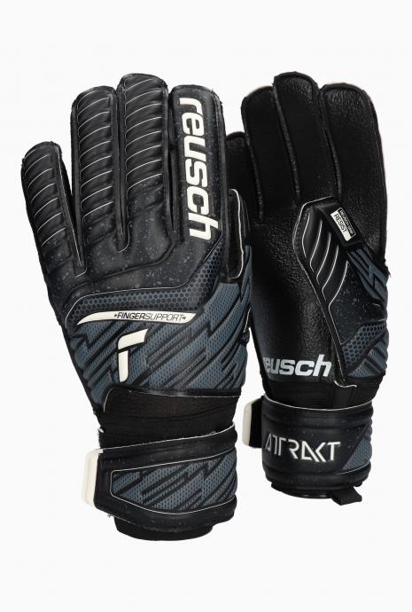 Brankárske rukavice Reusch Attrakt Resist Finger Support