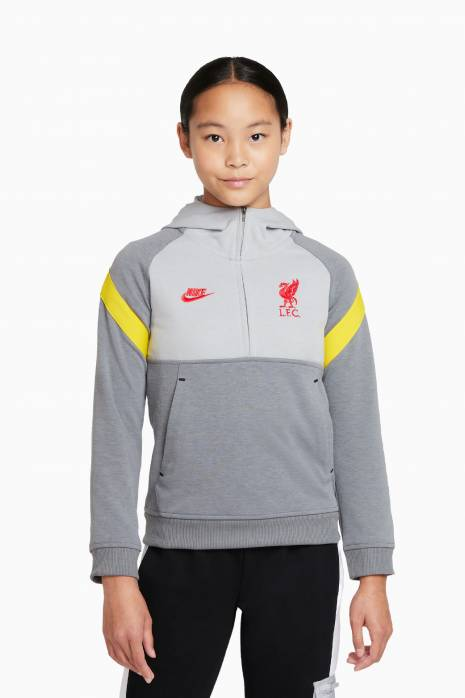 Bluza Nike Liverpool FC 21/22 Travel Hoodie HZ Junior