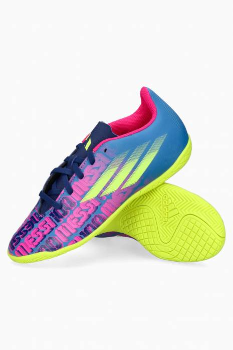 Sálovky adidas X Speedflow Messi.4 IN Junior