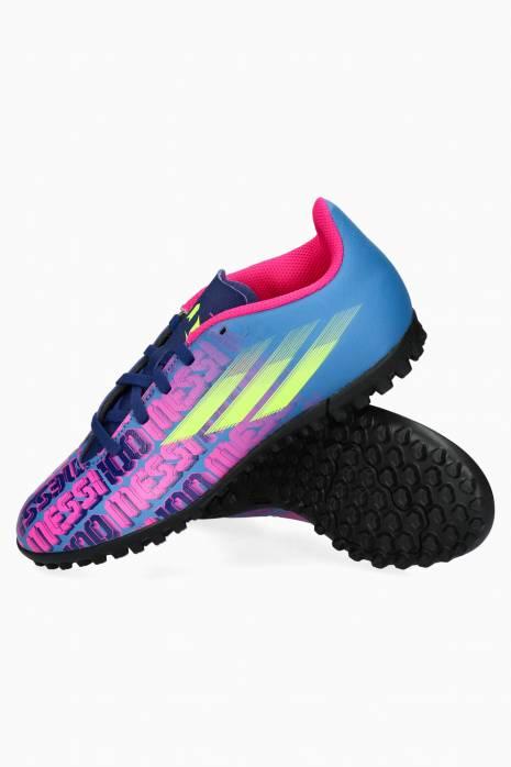 Turfy adidas X Speedflow Messi.4 TF Junior