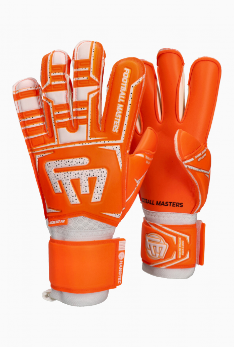 Rukavice Football Masters Clima Orange Aqua Micut FR Junior