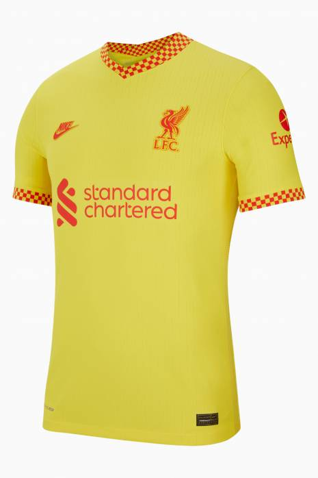 Koszulka Nike Liverpool FC 21/22 Trzecia Vapor Match