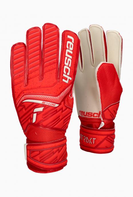 Brankárske rukavice Reusch Attrakt Solid Junior