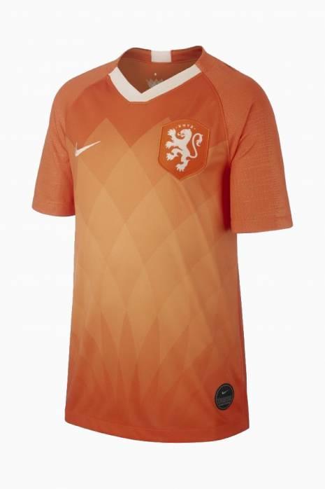 Koszulka Nike Holandia 2019 Domowa Breathe Stadium Junior