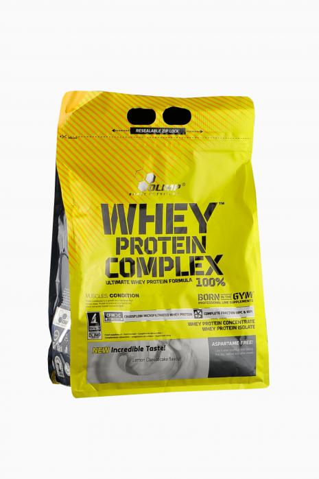 Białko Olimp Whey Protein Complex 100 2270g SERNIK CYTRYNOWY