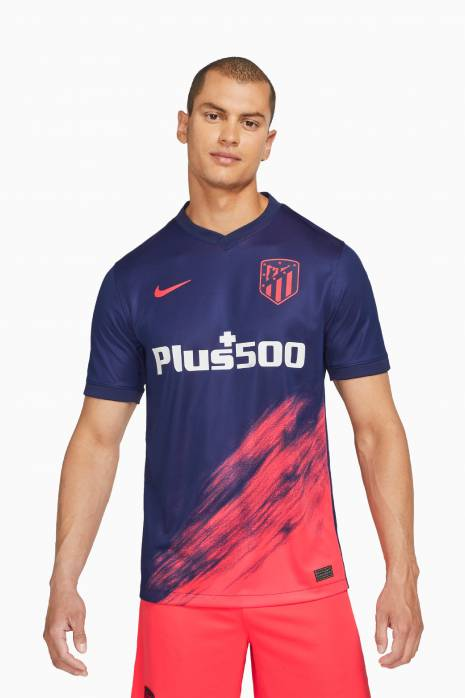 Koszulka Nike Atletico Madryt 21/22 Wyjazdowa Breathe Stadium
