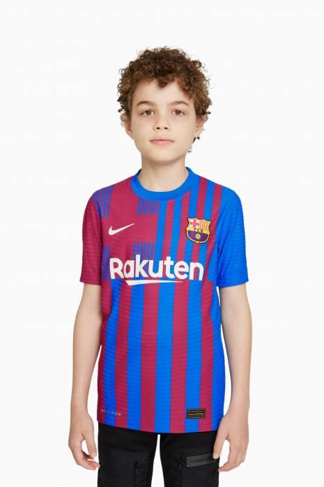 Tričko Nike FC Barcelona 21/22 Home Vapor Match Junior