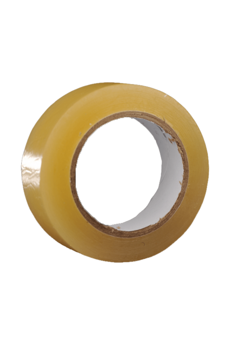Bandă pentru jambiere Select 19mm x 15m, transparent