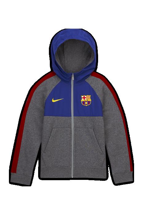 Mikina Nike FC Barcelona 20/21 NSW Hybrid Junior