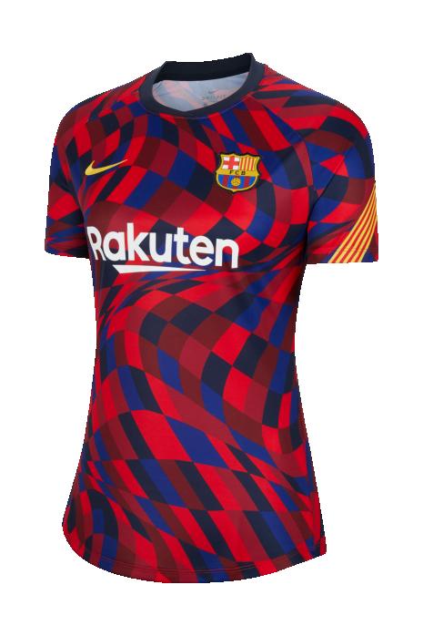 Tričko Nike FC Barcelona 20/21 Dry Top SS Women