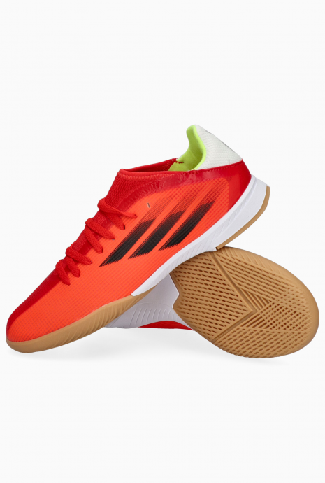 Sálovky adidas X Speedflow.3 IN Junior
