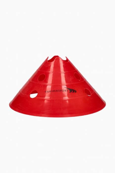 Pachołek chińczyk Yakimasport czerwony