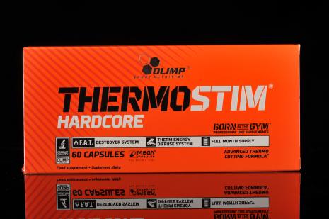 Olimp ThermoStim Hardcore 60 kaps